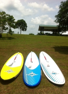 Soloviento's new SUP boards!